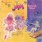 Jem ~ Secret Star by T. P. Turner ~ Little Golden Book 1986