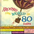 Around the World in 80 Days Almanac ~ Book 1958