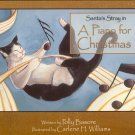 Santa's Stray in A Piano for Christmas by Polly Basore ~ Book 2005