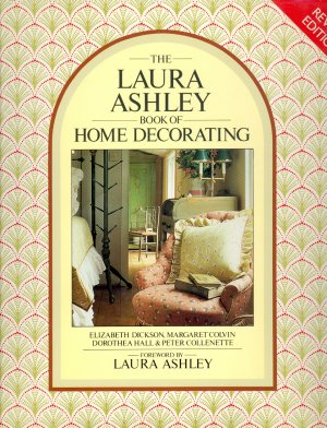 The laura ashley book of home decorating book 1990 for Home decor 1990s