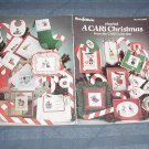 A Cari Christmas by Carol Boswell ~ Cross-Stitch Chart 1982