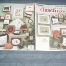 Olde Worlde Christmas ~ Cross-Stitch Chart 1986