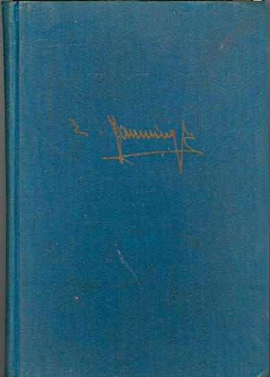 1000 % Jannings Von Munkepunke ~ Book 1930