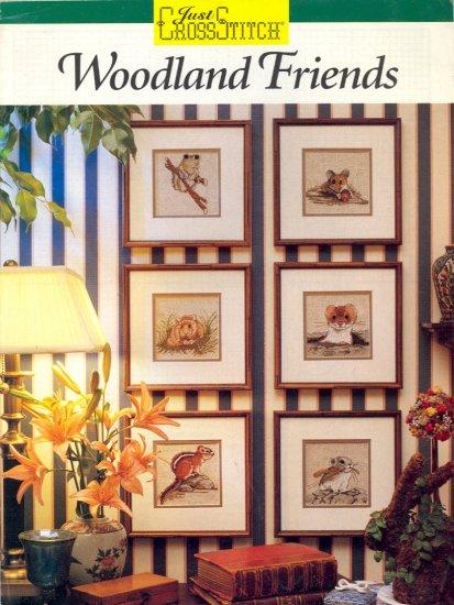 Woodland Friends ~ Cross-Stitch Chart