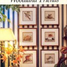 Woodland Friends ~ Cross-Stitch Chart