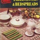 Vintage Tablecltohs & Bedspreads by Coats & Clark's ~ Booklet 1958