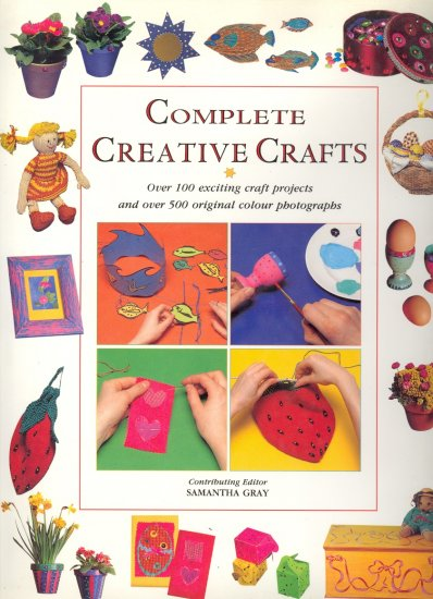 Complete Creative Crafts ~ Book 1994