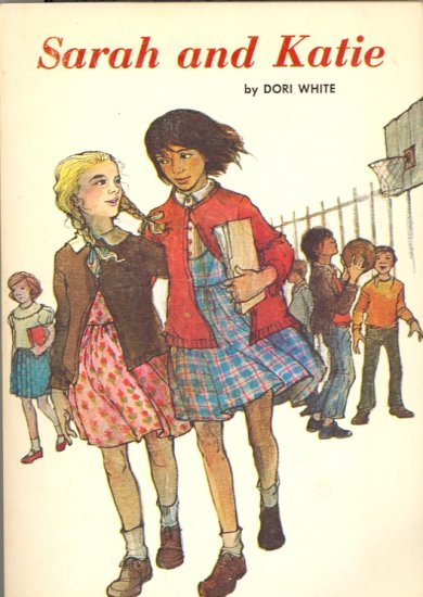 Sarah and Katie by Dori White ~ Book 1972