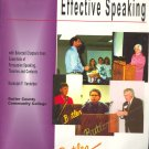The Challenge of Effective Speaking by Randolph F. Verderber ~ Book and CD 2002