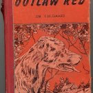 Outlaw Red by Jim Kjelgaard ~ Book 1953