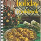 New Holiday Cookbook ~ 1974