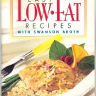 Swanson Easy Low-Fat Recipes ~ 1996