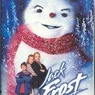 Jack Frost ~ VHS Tape1999 ~ Michael Keaton & Kelly Preston