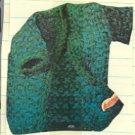 Vintage Barbie Coat Knit Pattern