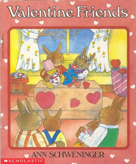 Valentine Friends ~ Book 1991