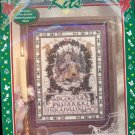 Father Winter ~ Cross-Stitch Kit