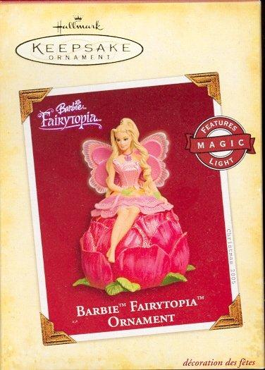 Hallmark Ornament ~ Barbie Fairytopia 2005