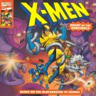 X-Men Night of the Sentinels Book ~ 1993