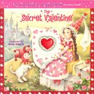 The Secret Valentine by Johanna Maron ~ Book 1999 ~ with 20 Glitter Tattoos