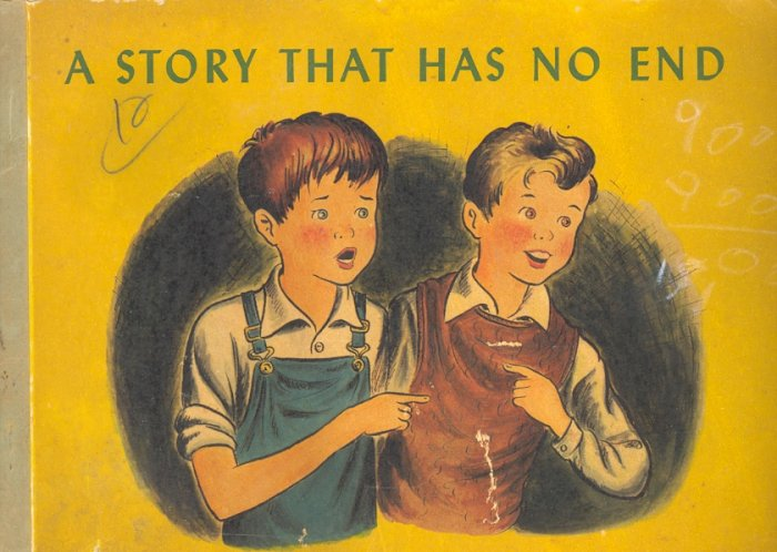 A Story That Has No End by Kate Ward ~ Book 1953