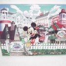 Disney Vacation Club 15th Anniversary Commemorative Giclee Print ~ 11 x 14 ~ MINT