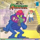 Meet My Pet Monster by William McCay ~ Book 1986