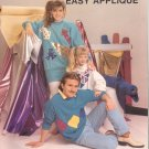 Dazzling Designs for Easy Applique ~ Iron-On Transfers ~ Booklet 1987