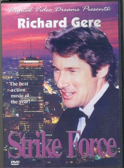 Strike Force ~ DVD ~ Richard Gere