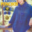 Knit and Crochet Fashion Ponchos ~ Booklet 2004