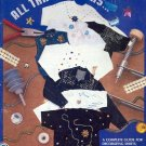 All That Glitters Booklet ~ Decorating with rhinestones, nailheads, sequin appliqués & more ~ 1987