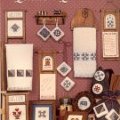 Quilted Quickies by Kristy Goodin Soard ~ Cross-Stitch Chart 1987