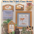 When the Cows Come Home ~ Cross-Stitch Chart 1989