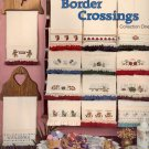 Border Crossings Collection One by Kristy Goodin Soard ~ Cross-Stitch Chart 1985