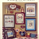 Country Family and Friends ~ Cross-Stitch Chart 1986