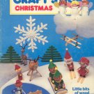 Craft Stick Christmas by McCall's ~ 1985