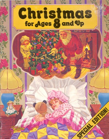 Christmas for Ages 8 and Up (9 projects) by Molly Ziemer ~ 1979