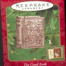 Hallmark Ornament ~ The Good Book 2000