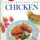 Best Recipes for Chicken ( Red Spoon Collection by Betty Crocker ) ~ Book 1989