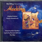 Aladdin (Original Motion Picture Soundtrack) by Walt Disney & Alan Menken ~ CD 1992