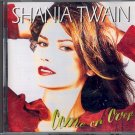 Come On Over by Shania Twain ~ CD 1997
