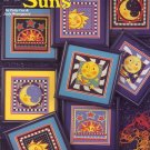 Spirited Suns by Patty Cox & Judy Westegaard ~ Cross-stitch Booklet ~ 1993