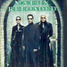 Matrix Reloaded ~ DVD ~ Keanu Reeves ~ Widescreen