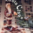 Santa Claus Sampler Book IV Decorative Painting Booklet 1992