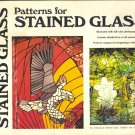 Patterns for Stained Glass Book 1977