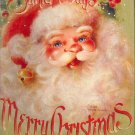Santa Says...Merry Christmas Decorative Painting Booklet 1991