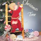 All-Around Christmas Tree Decorative Painting Booklet 1989