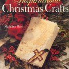 Inspirational Christmas Crafts Book by Madeline Hart ~ 1998