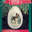 Hallmark Ornament ~ Winter Surprise 1990 ~ Penguins