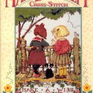 Mary Engelbreit ~ Cross-stitch Book 1997