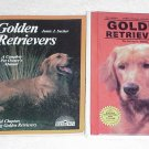 2 Golden Retrievers Books ~ 1987 & 1990